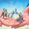 Нафинансирование социальных областей Дона направили 52 млрд руб